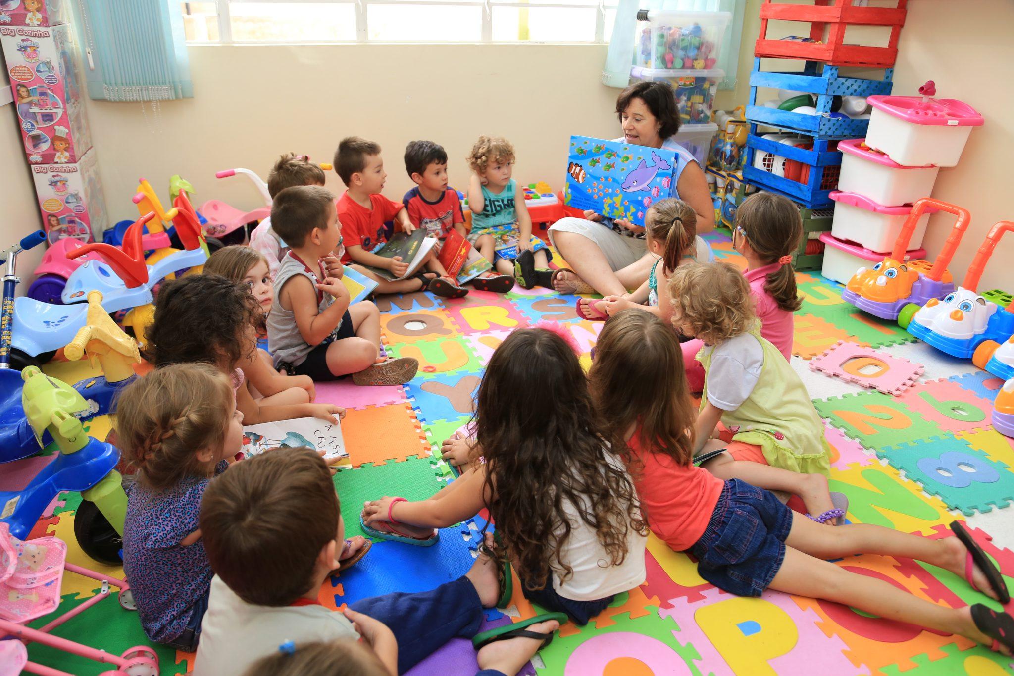 A importância da educação infantil no desenvolvimento do cidadão