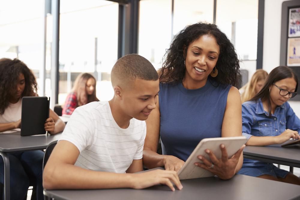 A história da tecnologia na educação